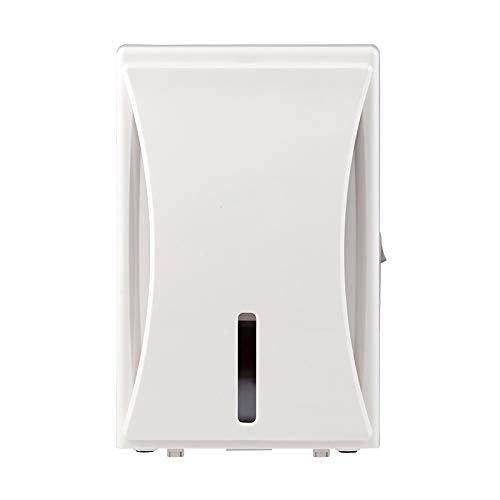 Affordable Smile Dehumidifier, 600mL Portable dehumidifier, Silent air Dryer with Transparent Water ...