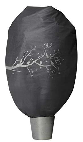 Windhager Winter-Deko-Vlieshaube Protect XXL, Kälteschutz und Frostschutz