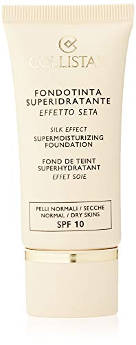 Collistar Fondotinta Superidratante Effetto Seta (Colore 05 Cognac) - 30 ml.