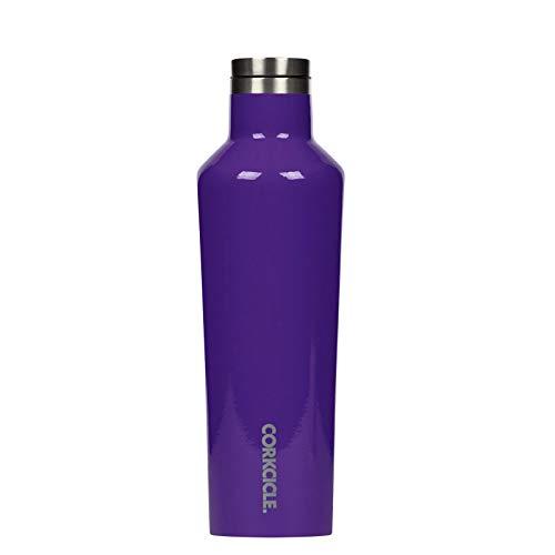 Corkcicle Sport Trinkflasche Thermo Isolier Flasche Kanne Schraubverschluss 0,47L Gloss Açaì Berry