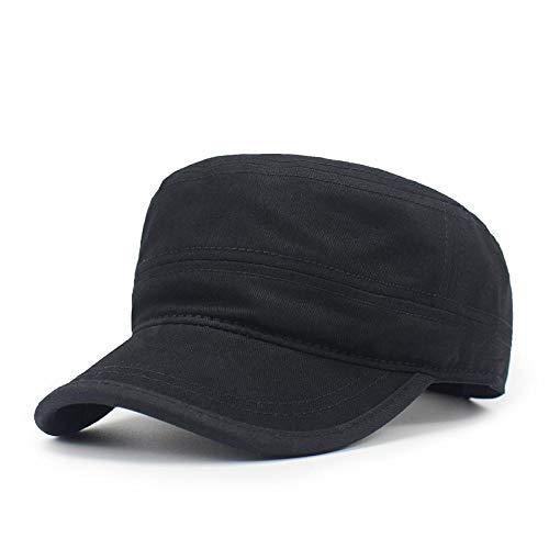 Gorras De Hombre Sombreros Cap Sombreros Hombre, Gorros De Camuflaje De Algodón para Papá Y Mujer, Gorra De Béisbol para Hombres, Gorra Militar Snapback-B