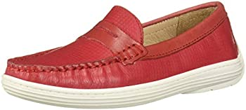 Driver Club USA Kids Boys/Girls Leather Naples Loafer