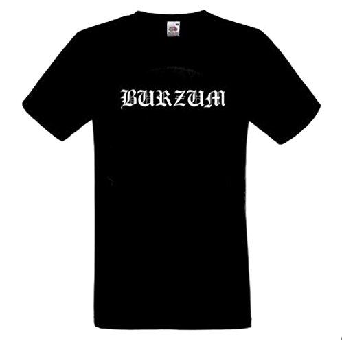 Burzum T-Shirt Logo Shirt Größe XL