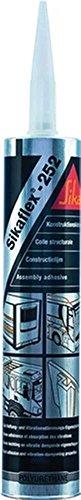 Sikaflex polyurethaan lijm 252, 300 ml, wit