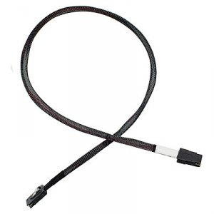 HP 4.0m External Mini SAS High Density to Mini SAS Cable