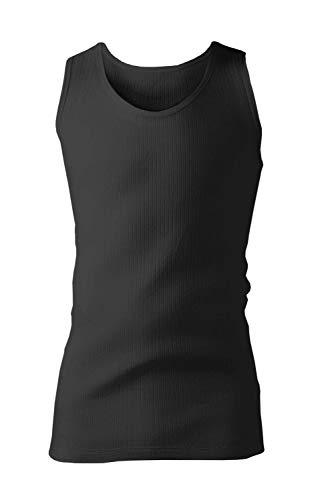 HEAT HOLDERS - Herren Thermo Innenfleece Baumwolle Ärmellos Unterhemd (X-Large (44-46
