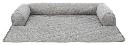 TRIXIE 37577 Sofa-Bett Nero, eckig, 924 g