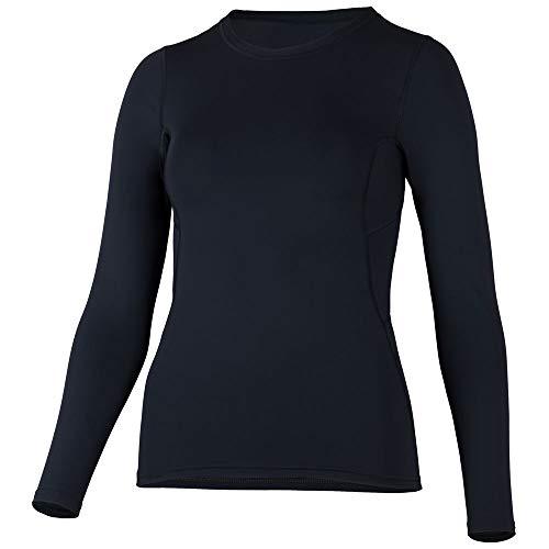 hyphen med WOMEN Shellshirt UV-Schutz UPF 80 36 schwarz