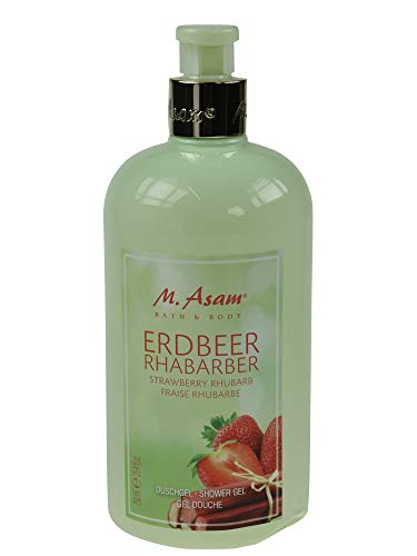 M. Asam Duschgel Erdbeer Rhabarber (750ml)