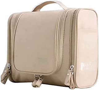 Waterproof Toiletry Bags - Beige