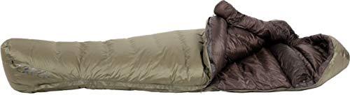 Exped Waterbloc Pro -15 M Schlafsack mit Reißverschluss links