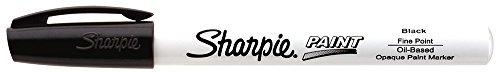 Rotulador Sharpie Negro marca SHARPIE