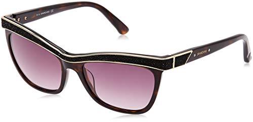 Swarovski Gafas de sol, Marrón (Brown), 55.0 para Mujer