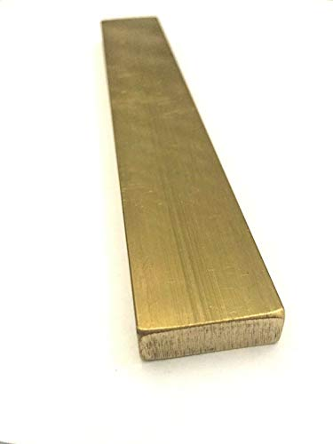 Brass Flat Bar Stock 3/8