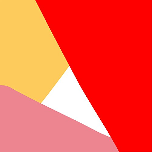 Cálidos · Amarillo + Rosa + Rojo