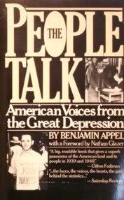 The People Talk (Rediscovering America) 0671438093 Book Cover