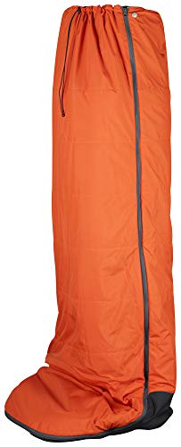 Fjällräven Bergdagen Mummyfoot Belay Bag, Hokkaido Orange, One Size