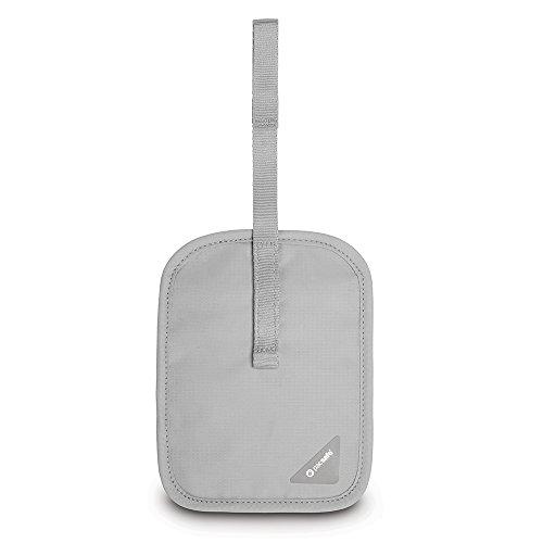 Pacsafe Coversafe V60 geheime anti-diefstal portemonnee met RFID-bescherming voor de riem.