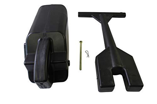 SECURA Mulchstopfen kompatibel mit Gardol 155107HRB Rasentraktor