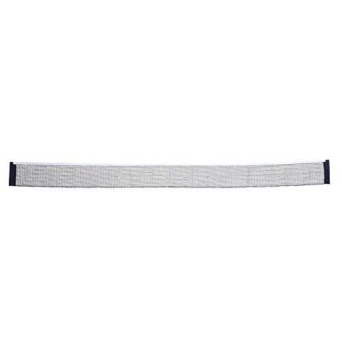 Dilwe Tischtennisnetz, Verschleißfeste Tischtennisnetz Tischtennis Ersatznetz für Ourdoor Wettbewerb Verwenden 182 * 15 cm