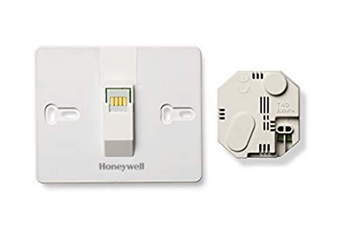 Honeywell Home ATF600 evohome Wi-Fi Wandhalterung mit Spannungsversorgung