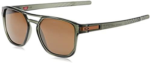 Oakley 0OO9436 Gafas de Sol, Olive Ink, 54 para Hombre
