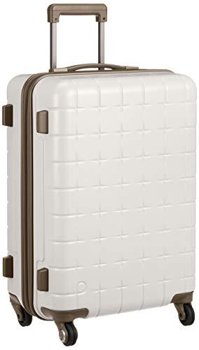 [プロテカ] スーツケース 日本製 360T キャスターストッパー付 保証付 45L 55 cm 3.6kg ウォームグレー