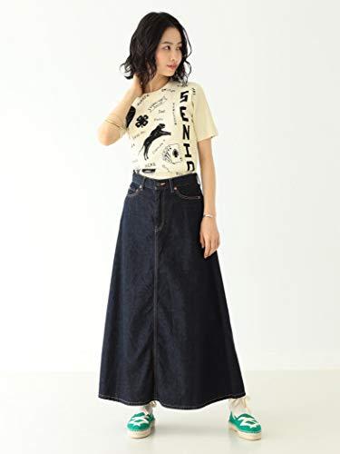 BEAMSBOY(ビームスボーイ)『デニム5ポケットマキシスカート』