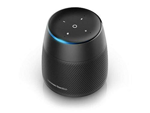 Harman Kardon Astra Altavoz Bluetooth con Amazon Alexa Voice Assistant 360 Sound - Nuevo
