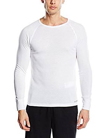 CMP Chemise sous-vêtement Fonctionnel à Manches Longues Light Blanc Taille XXL