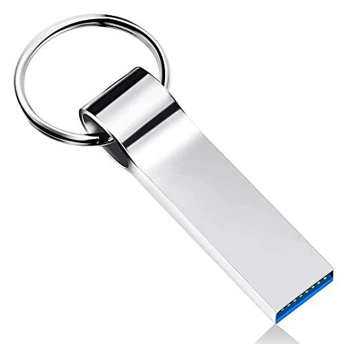 USB 3.0 Speicherstick 1TB Flash Drive Mini USB Stick High Speed 3.0 Wasserdicht Thumb Drive Datenspeicher Memory Stick mit Schlüsselanhänger für PC / Laptop / Computer / Tablet