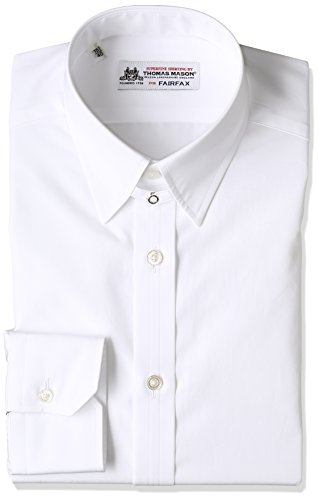 (フェアファクス) FAIRFAX(フェアファクス) ブロードタブカラーシャツ 3500T 00 ホワイト