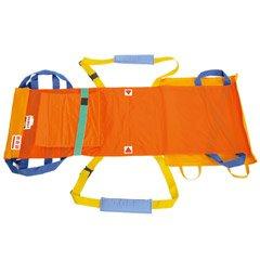 ワンタッチ式ベルトタンカ ベルカ 救護担架 SB−160 救急袋・外袋付