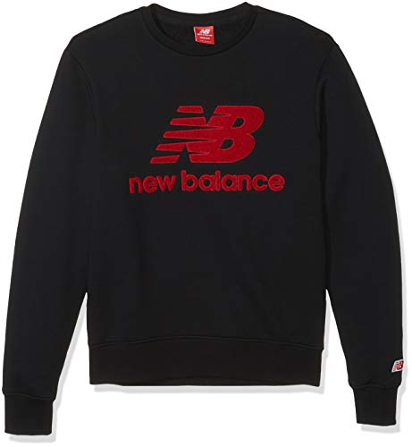 New Balance NB Athletics Stadium Crew Black S