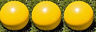 EPCO Bocce Yellow Pallinos - 3 Pack