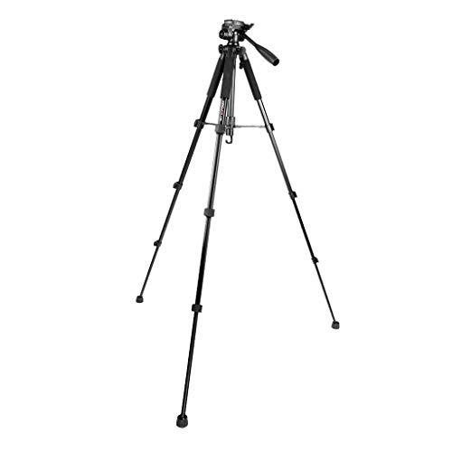 MagiDeal Trípode Completo de 1470 Mm para Cámara, Videocámara, Kit de Fotografía, TV, Video en Vivo