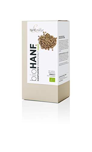 Hanf & Natur - Semi di canapa - Biologici - 500 g