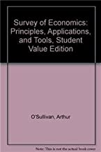 Survey of Economics: Principles, Applications, and Tools, Student Value Edition