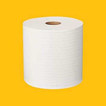 12-Count AmazonCommercial Hard Roll Towels