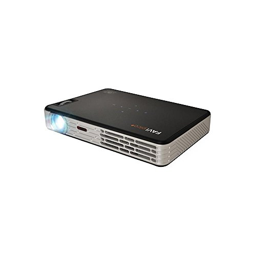 FAVI J5 LED DLP (HD 720p) Pico+ Video Projector - US Version (Includes Warranty) - Pro AV Series (J5-LED-PICO)