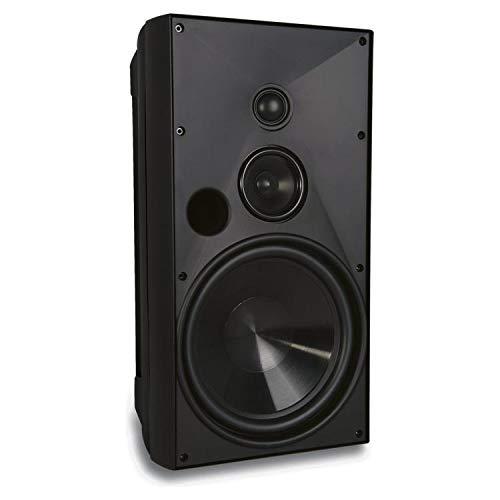 PROFICIENT AUDIO SYSTEMS AW830-BLACK 8' Indoor/Outdoor Speakers (Black)