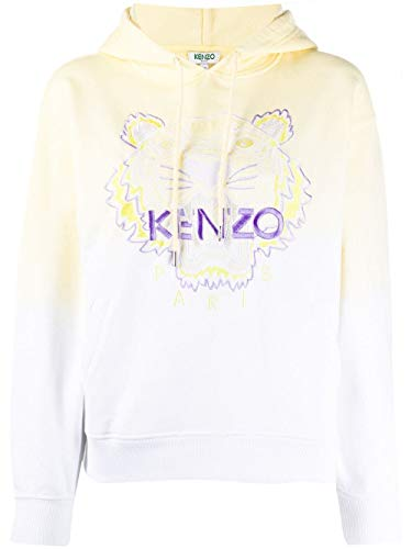 Kenzo Luxury Fashion Damen FA52SW8674XG37 Gelb Sweatshirt   Frühling Sommer 20