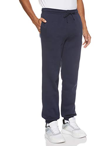 Nike Herren Jogger Fleece Club Trainingshose, Obsidian Blau/Weiß, M