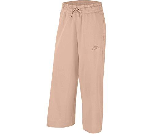 Nike Women's Sportswear Jersey Capris Pants (Shimmer, Medium)