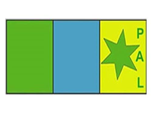 magFlags Drapeau Large Auténtico Limonense | Vector Version of File Bandera Auténtico Limonense | Drapeau Paysage | 1.35m² | 80x160cm