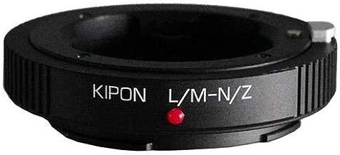 Kipon Leica M Mount Lens to Nikon Z Mount Camera Adapter