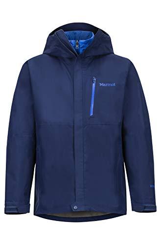 Marmot Men's Minimalist Component Jacket, Arctic Navy/Surf, XX-Large