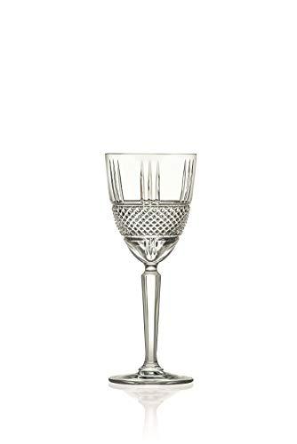 CRISTALICA Weinglas Weinkelch Brillante Retro Nostalgie 290 ml