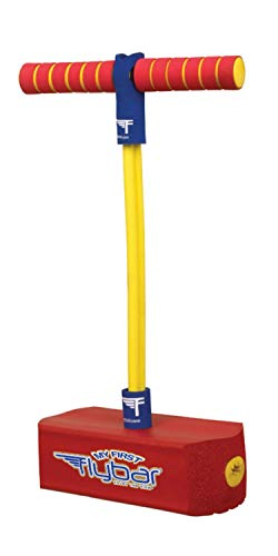Flybar My First Foam Pogo Jumper for Kids Fun and Safe Pogo Stick for Toddlers,...