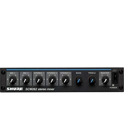 shure mic mixer - 2